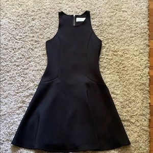 Black Abercrombie and Fitch dress